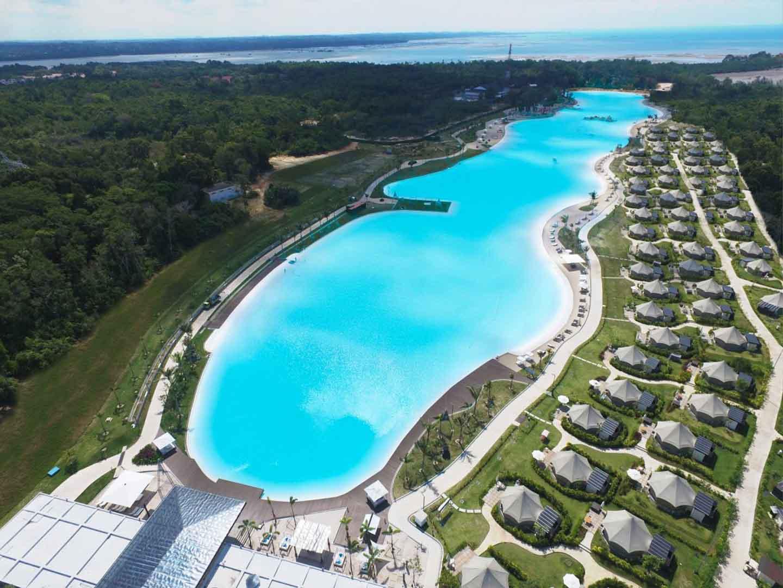 Crystal Lagoon - Bintan Resorts