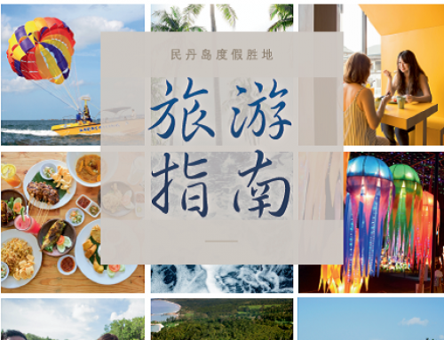 Destination Guide 2018 (Chinese)