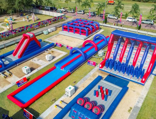 Bintan Bounce Park by YOLO